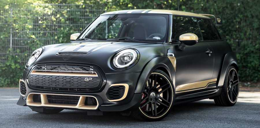 Mini John Cooper Works By Manhart Is The Ultimate Pocket Rocket