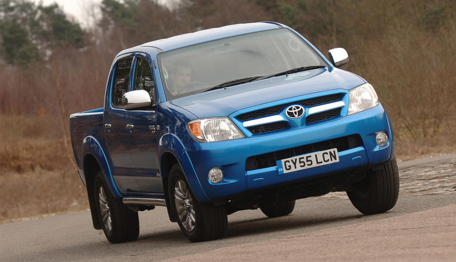 Used car buying guide: Toyota Hilux