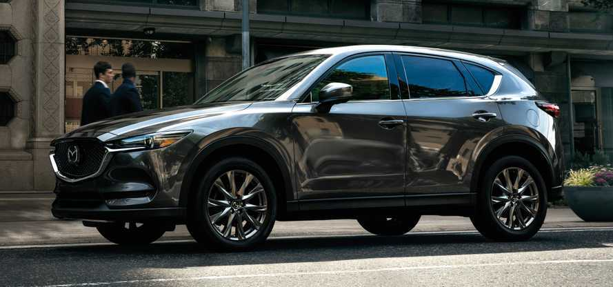 Next-Gen Mazda CX-5 Could Be Called The CX-50