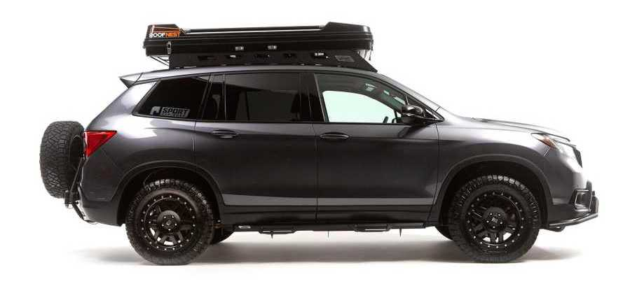Honda Trademarks 'Trailsport' For Possible Off-Road-Ready Models