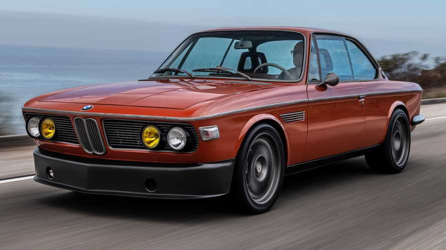 Check Out Robert Downey, Jr.'s SpeedKore-Modified 1974 BMW 3.0 CS