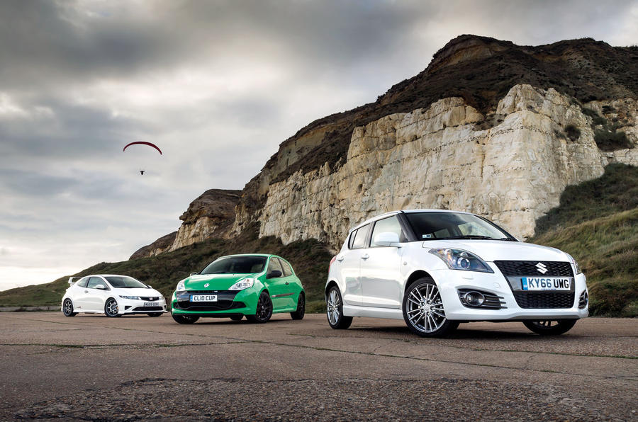 Last of the non-turbo hot hatches: Suzuki Swift Sport vs naturally aspirated rivals