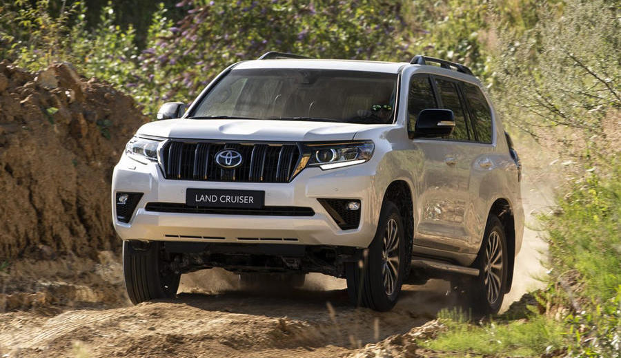 Toyota Land Cruiser gains more power, new technology for 2020
