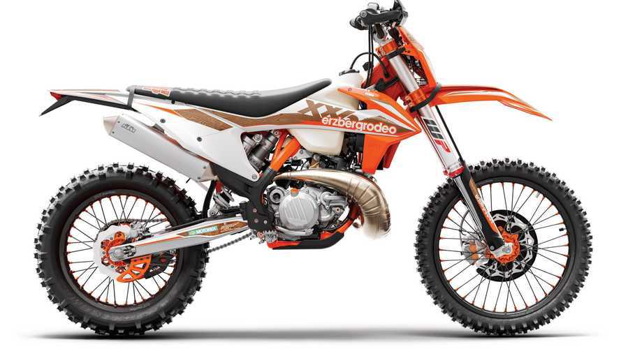 KTM Unveils Competition-Ready 2021 300 XC-W TPI Erzbergrodeo