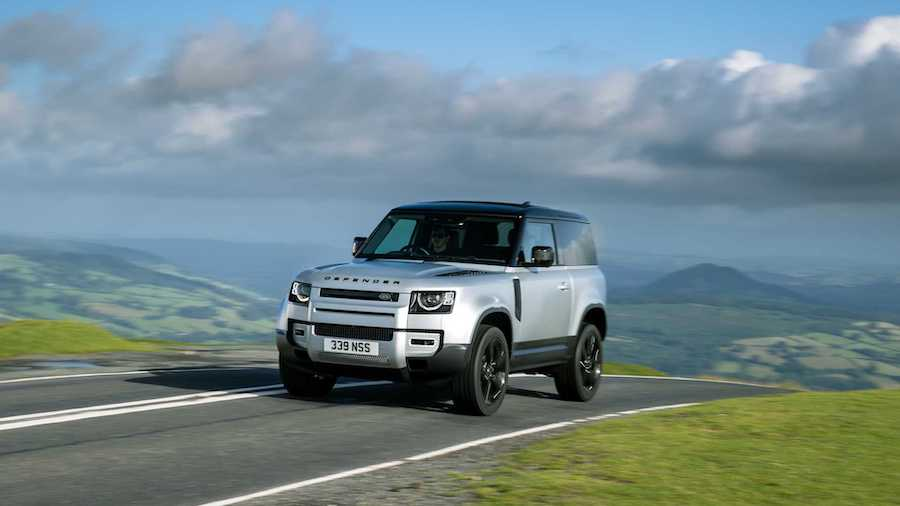 2021 Land Rover Defender Gets Some Updates And Shorter 90 Model