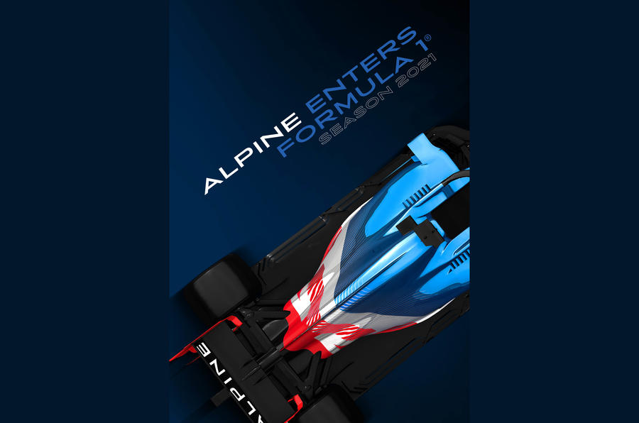 Renault to rebrand F1 team as Alpine for 2021