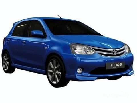 Toyota plans to launch Etios Liva in Brazil
