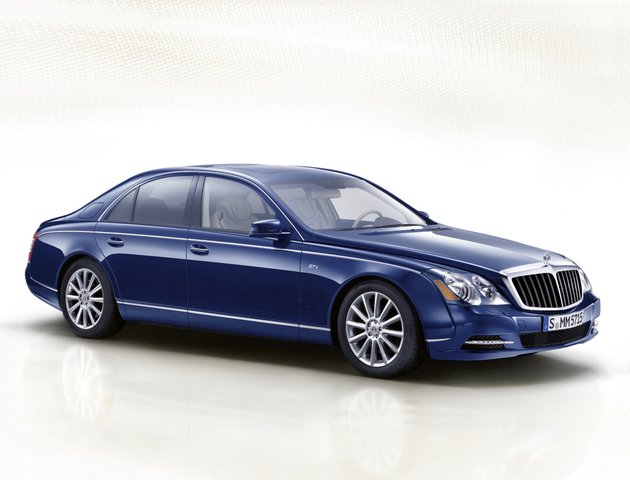 Aston or Bust? Maybach's fate to be decided next month