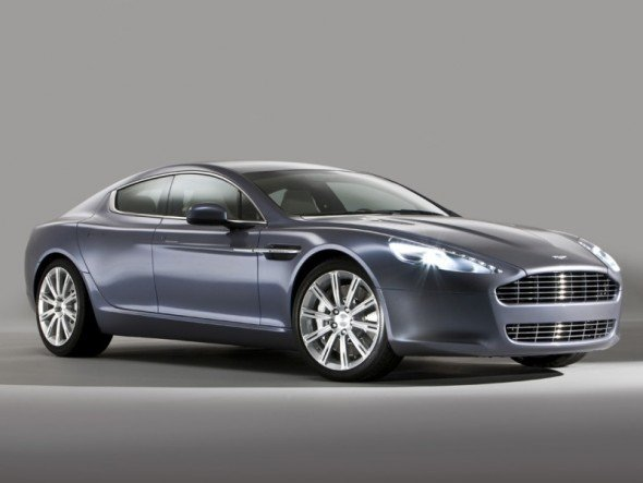 Aston Martin Rapide was named in two categories - World Car Design of the Year and World Performance