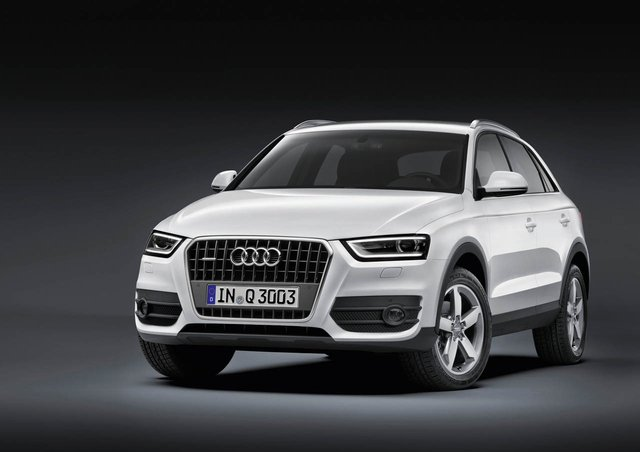 Audi Q3 made officially official before Shanghai Motor Show