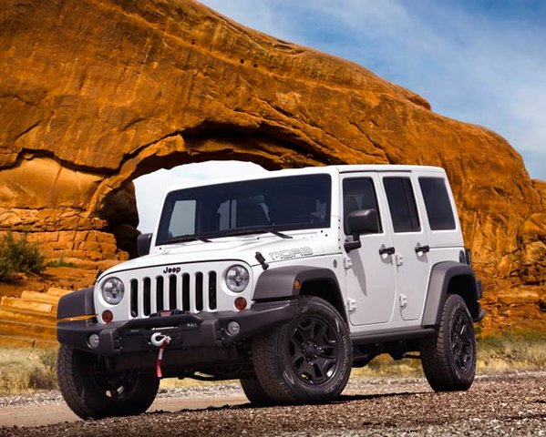 Jeep To Build All Model Lines In China?