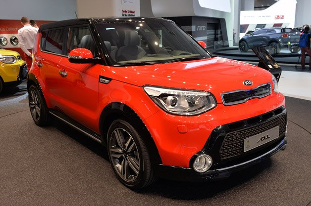 2014 Kia Soul SUV Styling Pack Adds Some Aggression