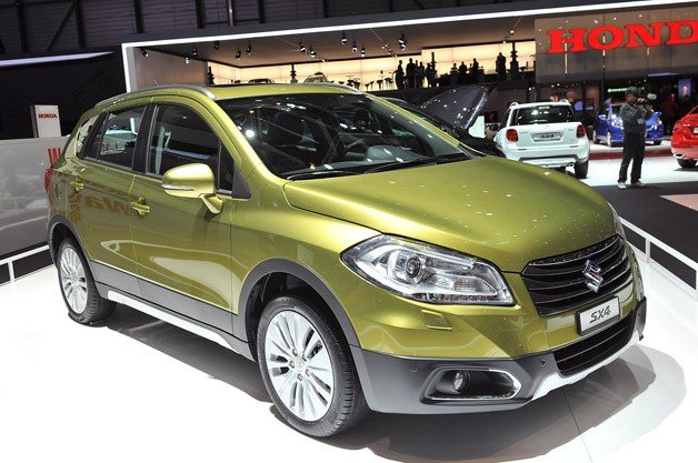 2013 Suzuki SX4 Gets New Generation to Carry On