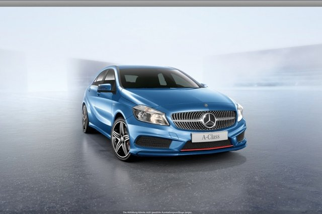 Mercedes-Benz Spruces Up New-Model Configurator, AMG Web Site