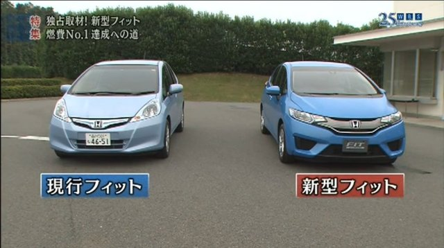 2014 Honda Jazz (Fit) Documentary Released by the Japanese Media