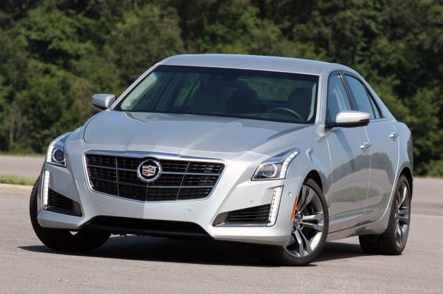 Cadillac CTS Wins 2014 Motor Trend Car of the Year