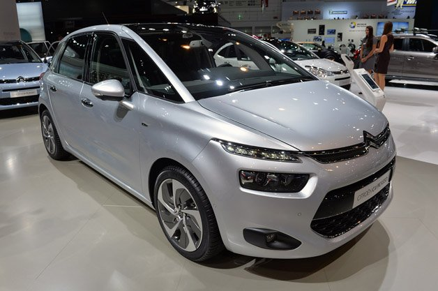 2014 Citroën C4 Picasso Proves MPVs Can be Beautiful
