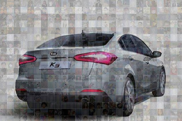 Kia Shows off More of its Next Forte