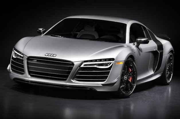 2015 Audi R8 Competition Ready to Rock LA