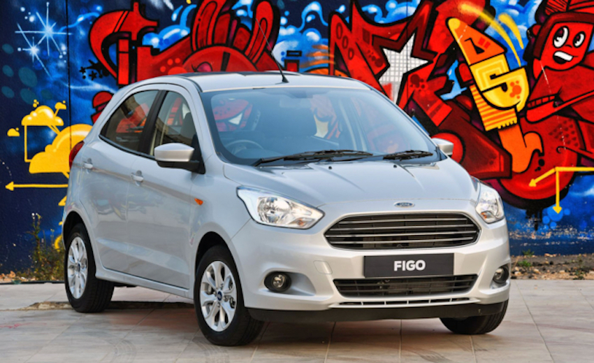 2015 Ford Figo Hatchback