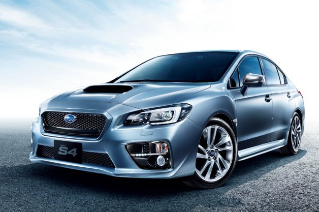 Subaru WRX S4 Gets Big Power Bump in Japan