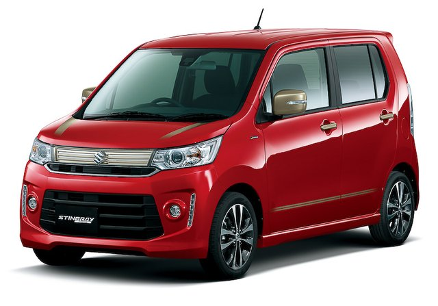 Suzuki Wagon R Stingray J