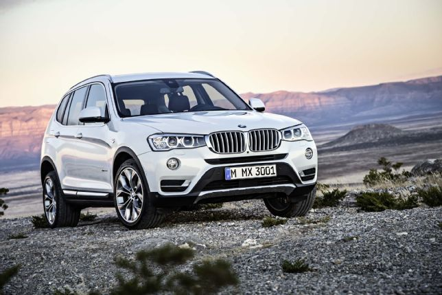 BMW Will Build X3 in South Africa to Ease Pressure on U.S. Plant