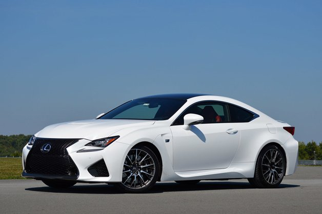 Lexus RC Media Event in Japan Cancelled Over Lack of Interest