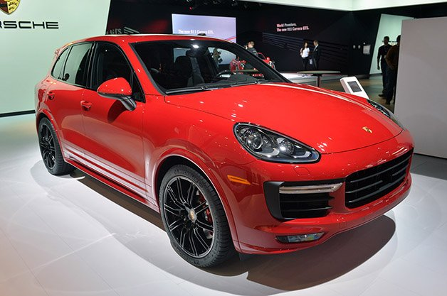 2015 Porsche Cayenne GTS Proves Performance is Relative
