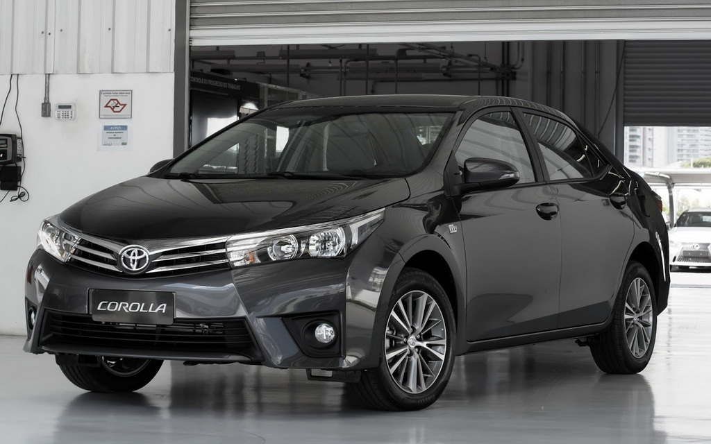nouvelle toyota corolla l ere de la modernit localized. Black Bedroom Furniture Sets. Home Design Ideas