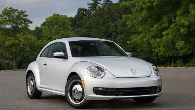 Volkswagen Could Bring Its Boot Down On The Beetle In 2018
