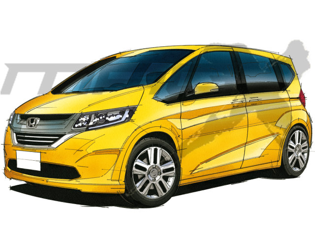 2016 Honda Freed