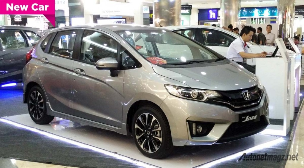 Indonesia Spec 2016 Honda Jazz Model Year Change