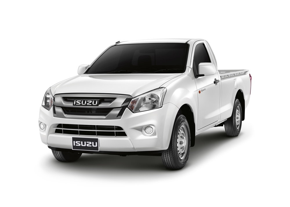 2016 isuzu d max launched in thailand debuts 1 9 ddi engine. Black Bedroom Furniture Sets. Home Design Ideas
