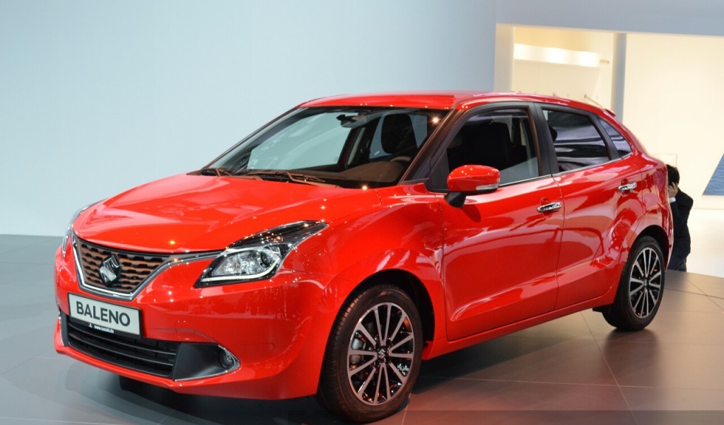 Maruti Baleno to Be Sold in 100 Markets Worldwide