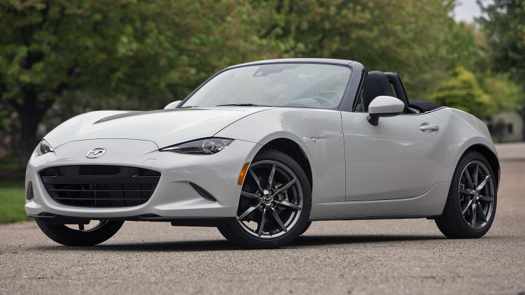 Mazda Miata Could Get Retractable Hardtop in New York