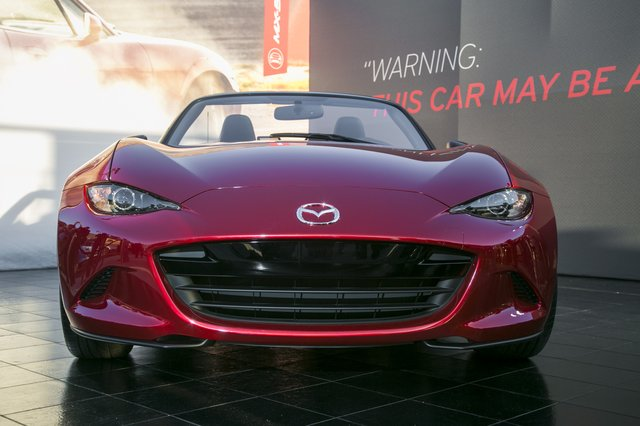 2016 Mazda MX-5 Miata Has Arrived