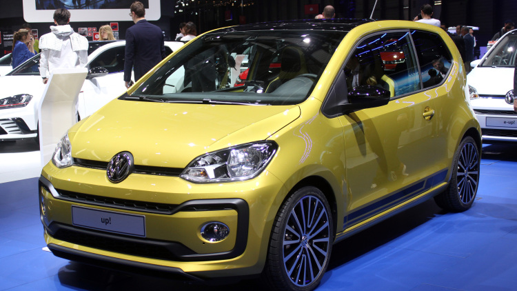 Volkswagen Up! Now Even More Worthy Of That Exclamation Point