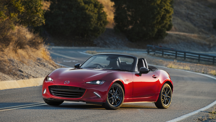 2016 Mazda MX-5 Miata Named World Car Of The Year