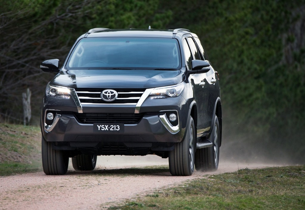Toyota Used Cars Thailand