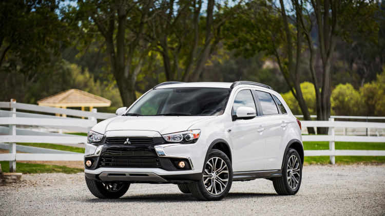 2016 Mitsubishi Outlander Sport Puts on a Fresh Face