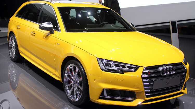 2017 Audi S4 Avant Is What Forbidden Fruit Looks Like