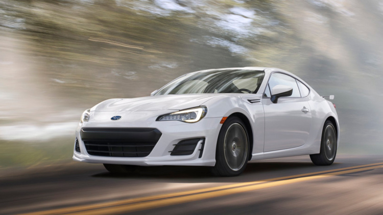 2017 Subaru BRZ Gets More Power, Optional Performance Pack