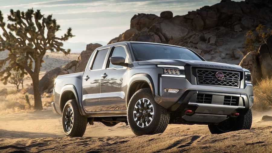 2022 Nissan Frontier Revealed With All-New Design To Better Compete
