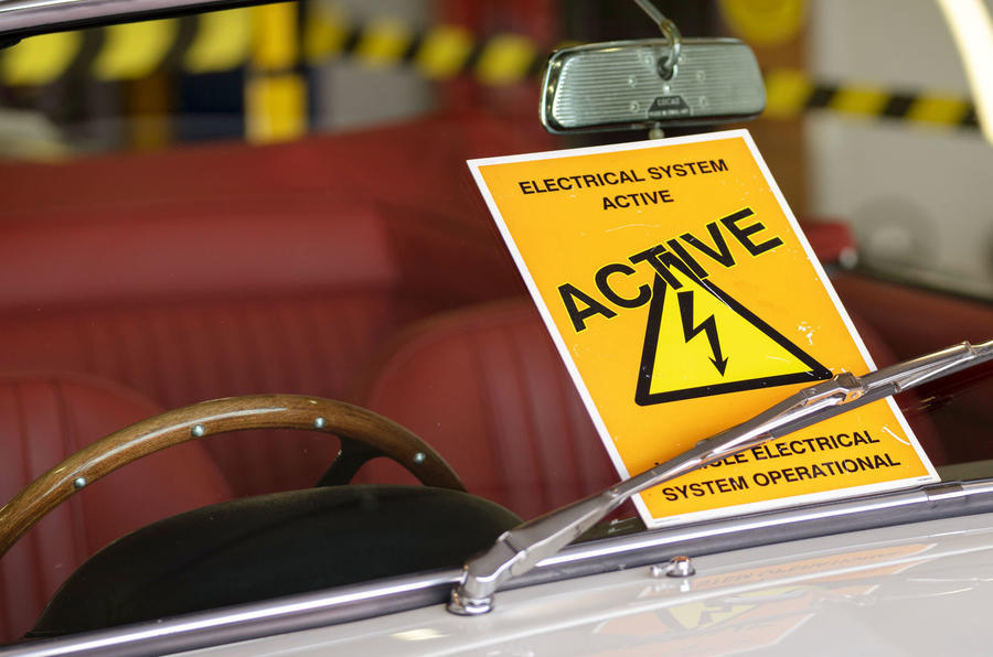 How safe are electric cars?