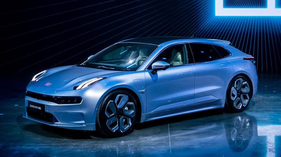 Zeekr 001 electric shooting brake launched in China