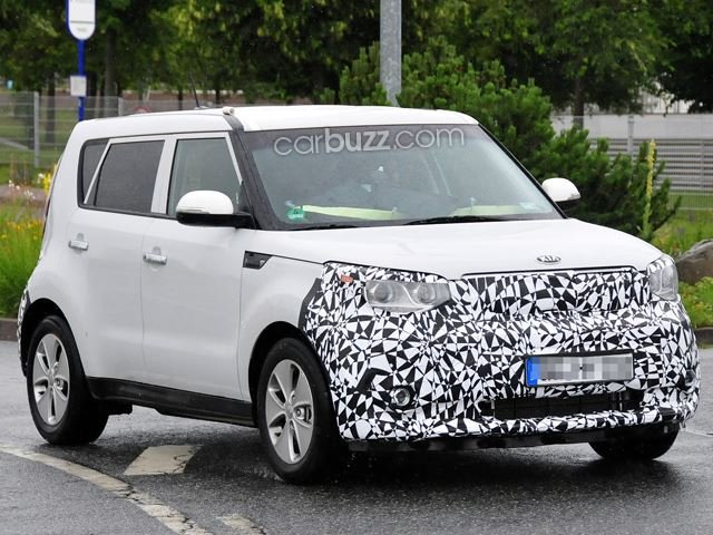 Kia Soul EV Prepares to Go Global