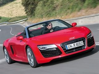 Drop Top Showdown: Audi R8 Spyder vs. Porsche 911 Cabrio