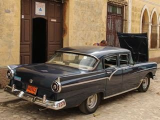 These Are the Classic Cars of Cuba