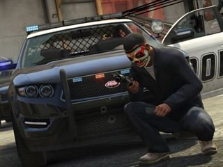 20-Year-Old Arrested Trying To Live Out GTA